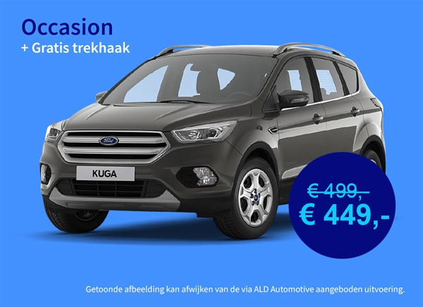 Leasing Ford Kuga 1.5 EcoBoost 120pk 2WD Trend Ultimate