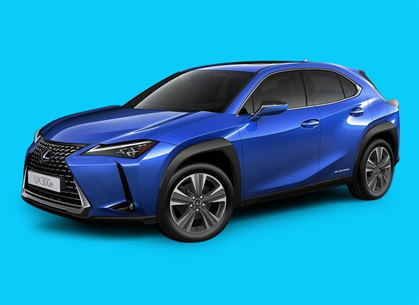 Leasing Lexus UX 300e Electric
