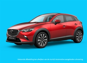 Mazda CX-3 2.0 SKYACTIV-G 121 Sport Selected 2WD