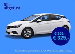 Opel Astra 1.2 turbo 81kW Edition