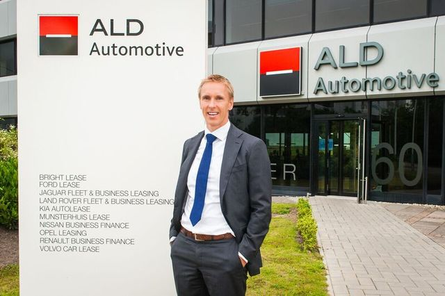 Wijnand Kuiper new Financial Director  ALD Automotive Netherlands
