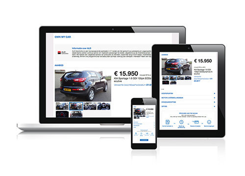 ALD Automotive uses lease drivers' socials for car sales