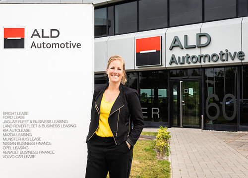 Interview Marijke Bron, Sales Director ALD Automotive Nederland