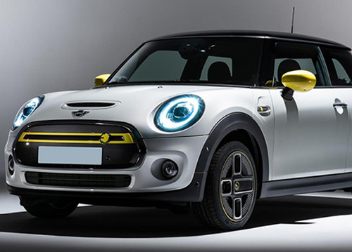 Mini is going electric too!